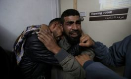 Israeli troops kill Palestinian teen at Gaza protest