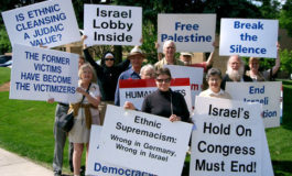 Ann Arbor city officials and anti-Israeli protesters sued in federal court