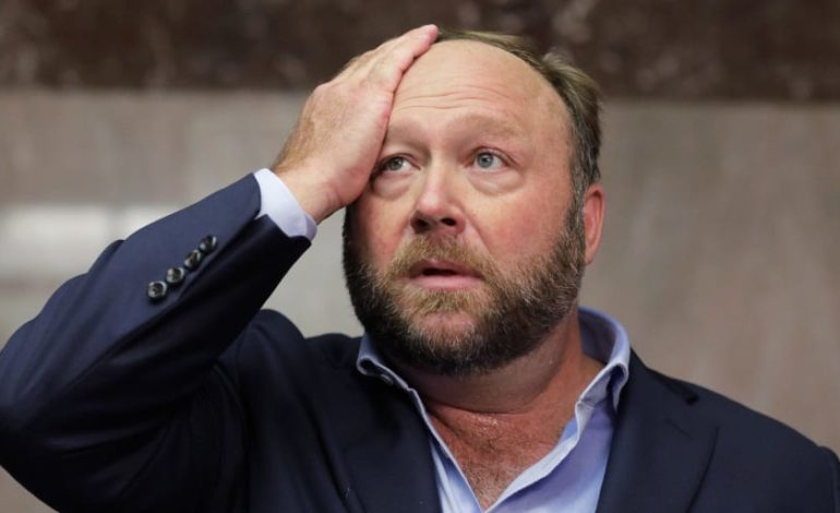 "Former Alex Jones staffer admits to fabricating information on ""Sharia law"" for popular conspiracy website InfoWars"
