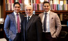 Keeping it in the family: Alexander's Custom Clothiers is an Arab American success story