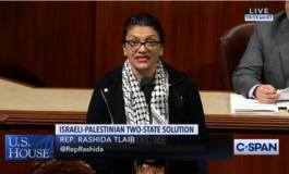 House passes resolution supporting a two-state solution to Israel-Palestinian conflict