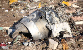 Ukraine says Iran cooperating in plane crash probe, cautious on blaming missile