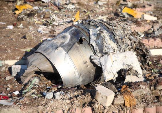 Ukraine says Iran cooperating in plane crash probe, cautious on blaming missile