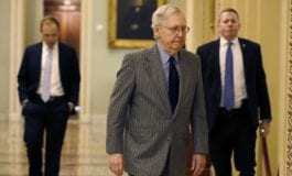 As Trump's team lays out impeachment defense, McConnell seeks swift trial