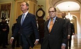 As Democrats march impeachment articles to the Senate, Republicans prepare for partisan brawl