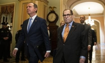As Democrats march impeachment articles to the Senate, Republicans prepare for partisan brawl