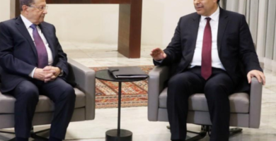 Lebanon forms new government with backing of major political parties