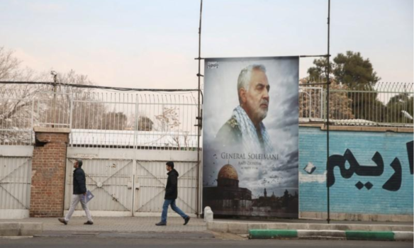 Soleimani assassination adds new dangerous dimension to Iraq unrest