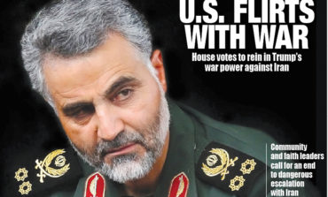 U.S. flirts with war in the Middle East: A looming military conflict with Iran