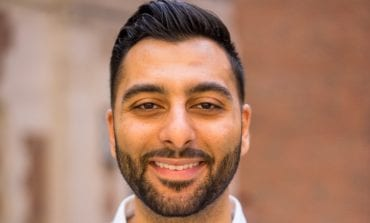 WSU medical student Ahmad Hasan makes healing little feet his mission