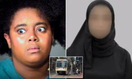 Woman accused of hate crime after allegedly trying to choke a Muslim student with her headscarf