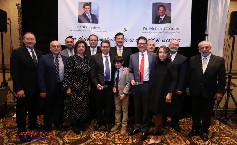 Community celebrates two doctors' profound achievements in medicine