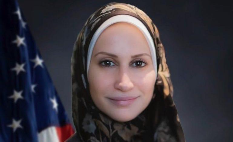 Benson announces Zaineb A. Hussein as deputy chief of staff