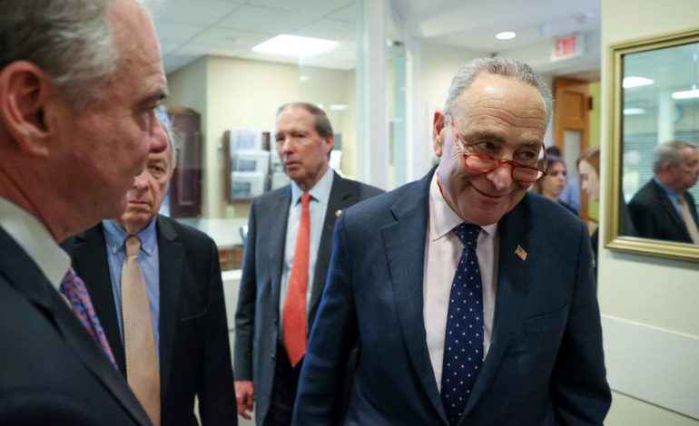 Senate rebukes Trump, votes to limit Iran war making ability