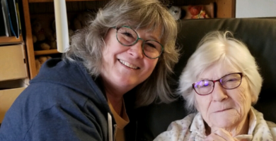 Ninety-year-old Washington state woman on her deathbed survives coronavirus, reunites with family