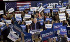 """""""Amo Bernie"""" speaks to energized Arab American supporters in Dearborn"""