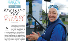 People magazine selects Zaman International CEO Najah Bazzy for Women Changing the World issue