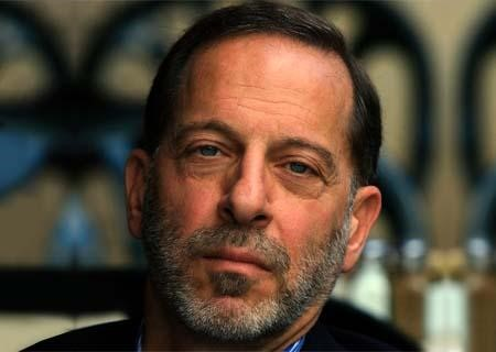"Columbia professor and author of ""The Hundred Years' War on Palestine"" Rashid Khalidi"