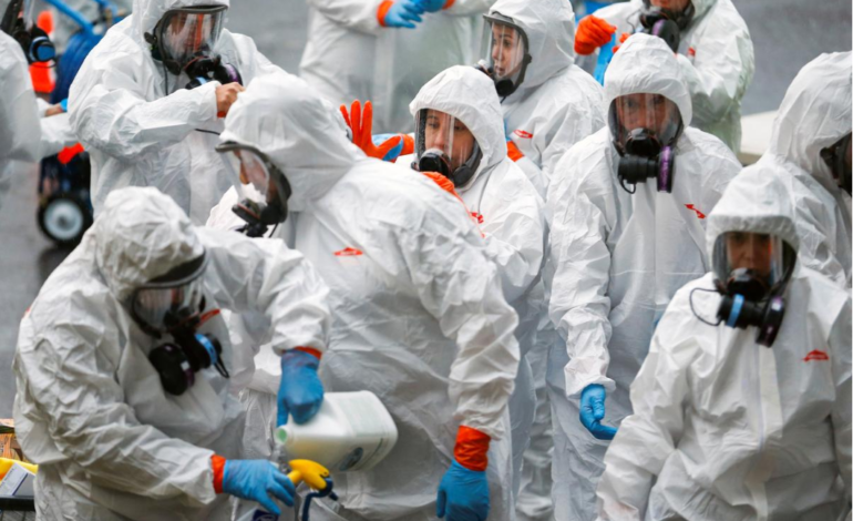 Life upended for Americans as U.S. scrambles to contain coronavirus threat