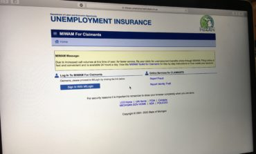 As claims skyrocket, unemployment agency gives update, asks for patience