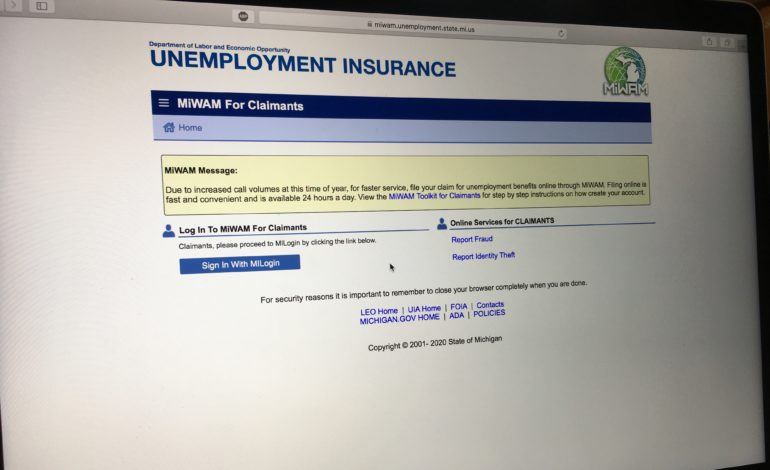 As Claims Skyrocket Unemployment Agency Gives Update Asks For Patience