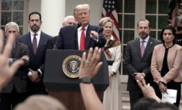 Trump urges Americans to avoid traveling, public gatherings to help stop coronavirus