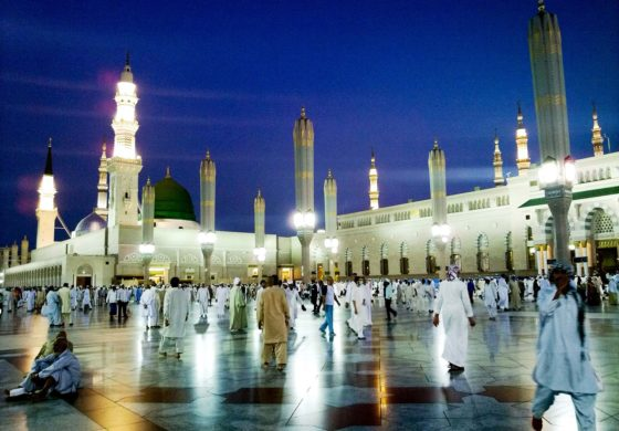Saudi Arabia suspends prayers in the arenas outside Mecca, Medina holy mosques