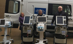 HFC provides life-saving ventilators, medical supplies to local hospitals