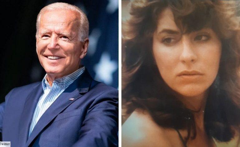 Former staffer Tara Reade says Joe Biden sexually assaulted her in 1993