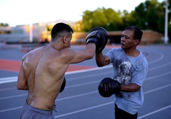 Iraq-born Arab American boxer chasing spot in 2021 Olympics while balancing work, education in Tennessee