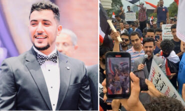 Outrage, frustration from community after student Abdulmalek Alsanabani tortured and killed in Yemen