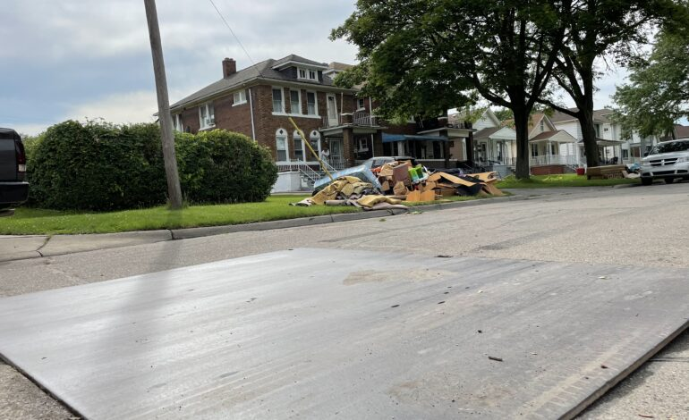First person: Dearborn's devastating flood exposes mistrust, deep divides