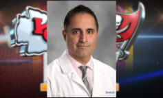 Local doctor earns free tickets to the Super Bowl