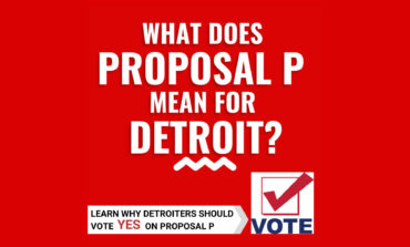 Detroit voters should vote YES on Proposal P on August 3