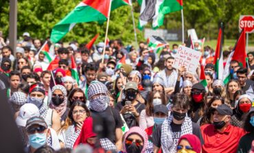 """Protests persist in response to Biden visit to Dearborn and Palestine's call for """"Day of Action"""""""