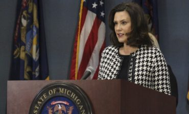 Governor Whitmer announces 10 percent pay cut during COVID-19 pandemic, says next 10 days will determine length of stay-at-home order