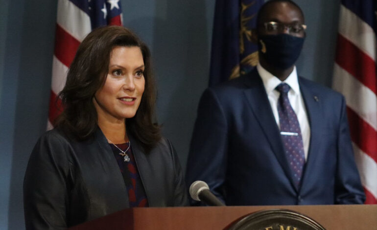 Whitmer asks Supreme Court to clarify if ruling against her goes into effect immediately