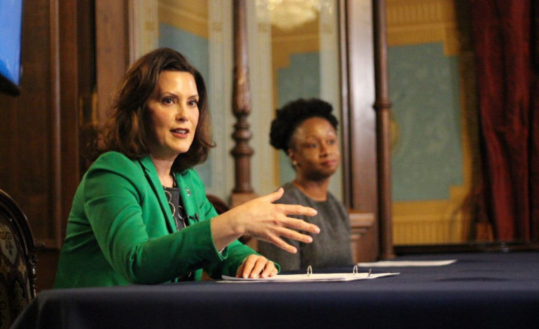 Whitmer update: State insists staying home remains key factor in flattening the curve