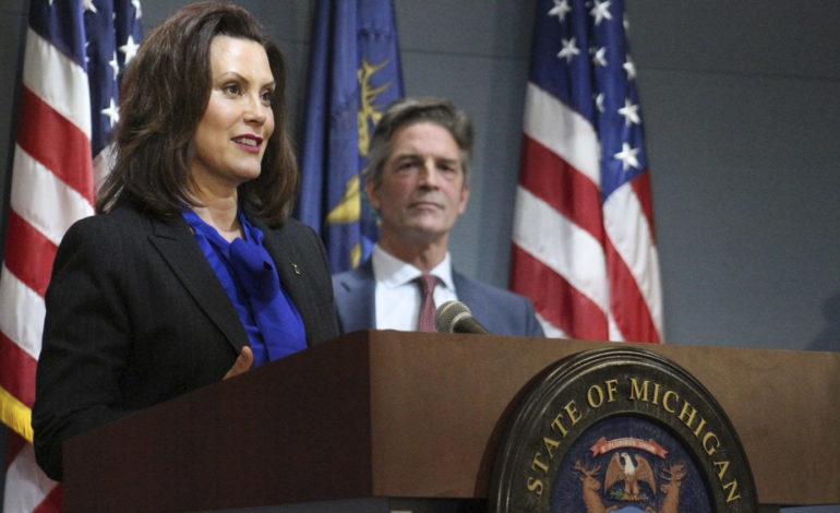 Whitmer previews plan for gradual economic reopening, U.S. Attorney Schneider eyes lawsuit