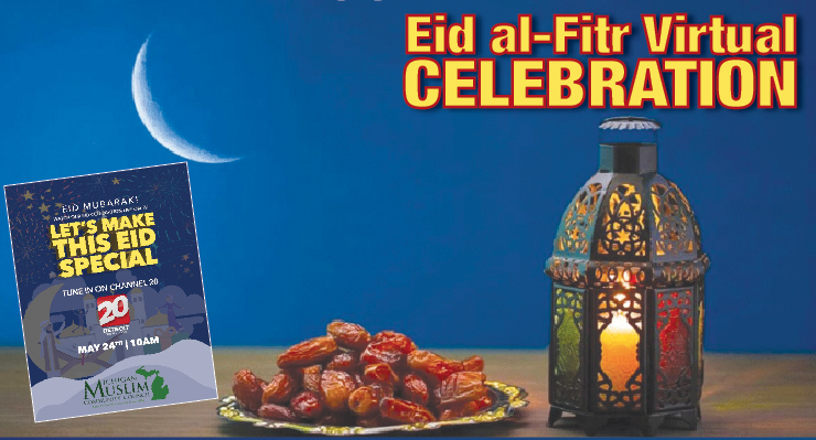 Michigan Muslims organize televised celebration of Eid al-Fitr