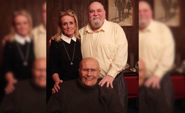 Wyandotte Mayor Joe Peterson passes away