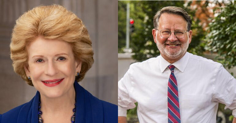 Stabenow, Peters announce $315 million in funding to expand COVID-19 testing in Michigan