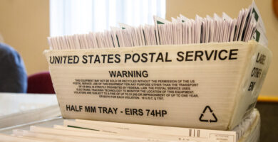 All Michigan voters to get absentee ballot applications at home, Secretary of State Benson says
