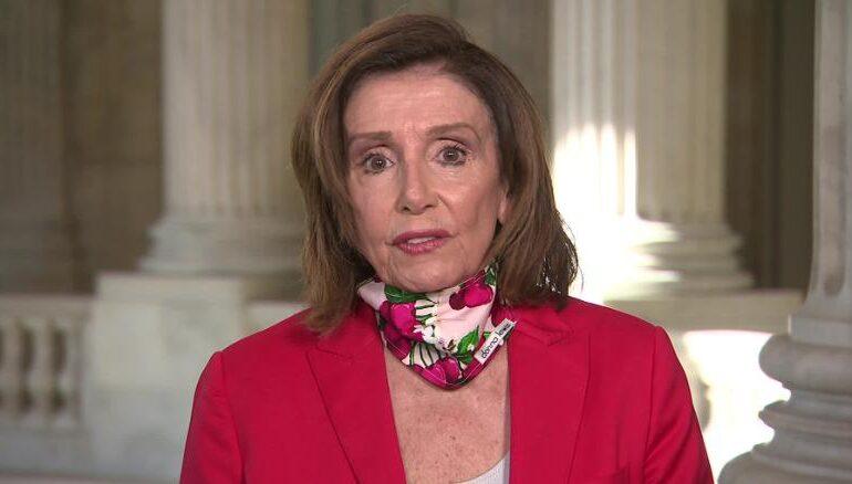 "Massive new ""Rooseveltian"" coronavirus response bill could be voted on next week, Pelosi says"