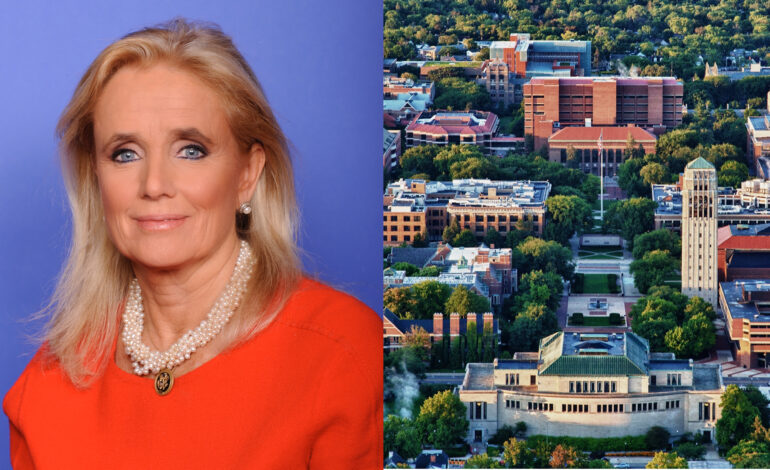 Dingell announces more than $1 million is going to the University of Michigan for coronavirus rapid response research