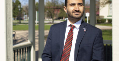 Arab American attorney Mike Chehab vying for District 30 state representative seat