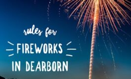 Reminder of fireworks law ahead of the Fourth of July holiday