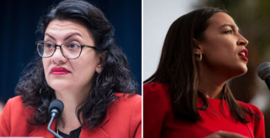 Tlaib, Ocasio-Cortez and others sign letter amid calls on Israel to cease annexation of West Bank