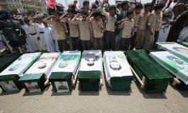 Saudi-led coalition no longer on U.N. blacklist for killing children in Yemen