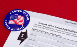 Michigan's Secretary of State says absentee ballots are being mailed